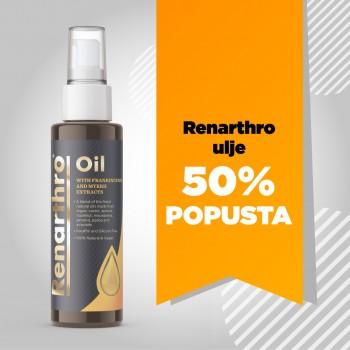 AKCIJA 50% POPUSTA! Renarthro ulje 150 ml