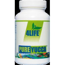 Pure Yucca za detoksifikaciju 100 kapsula