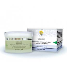 Regenerativna krema za suhu kožu sa dodatkom esencije smilja 50 ml