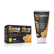 AKCIJA 10% POPUSTA! Renarthro 60 kapsula + Renartho Ice-Gel