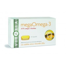 MegaOmega-3 kapsule a'30